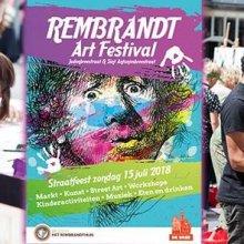 Rembrandt Art Festival 2018