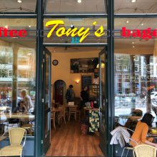 Tony's New York City Bagels