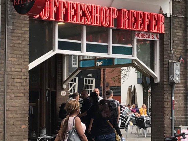 Coffeeshop Reefer