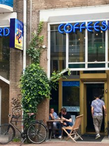 Coffeeshop Blue Bird