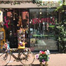 Knuffels Toyshop / Woodenshoefactory Amsterdam