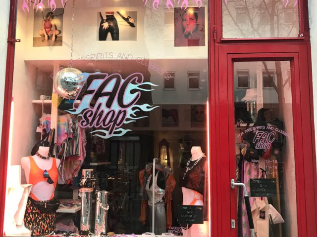 FAC Shop
