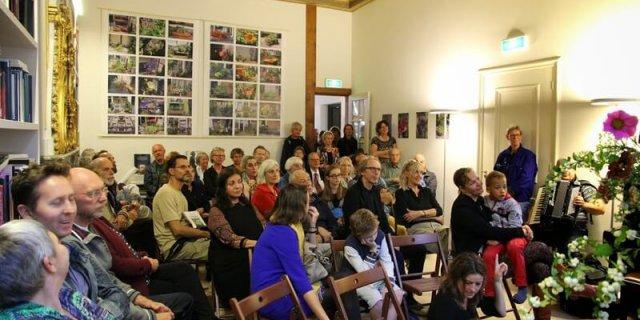 Award ceremony 'Auke Bijlsma wall gardens price'
