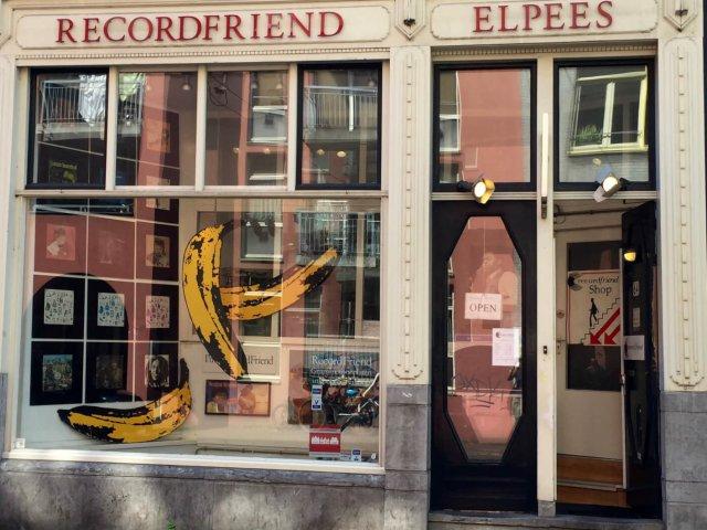 RecordFriend – Music Store