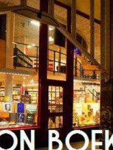 Pantheon bookshop