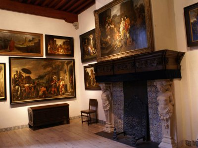 Livingroom Rembrandt
