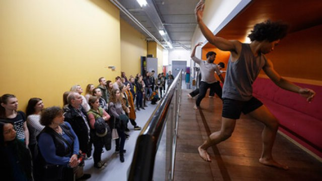 Open day – academy for theater and dance