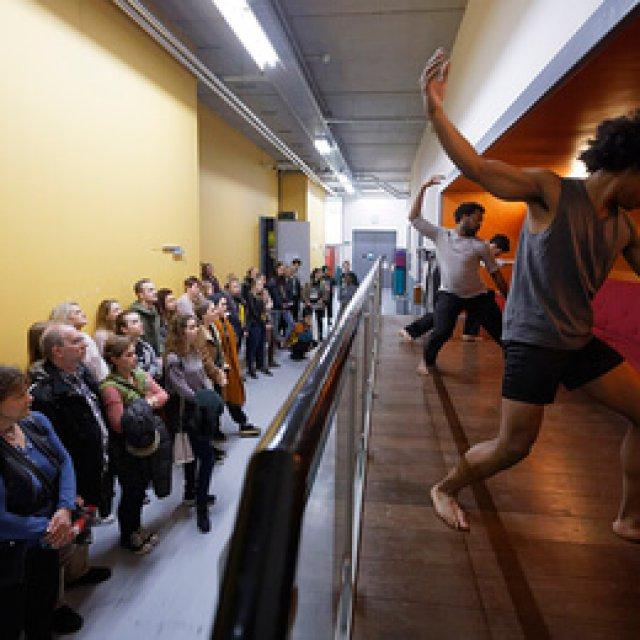 Open dag – academie voor theater en dans