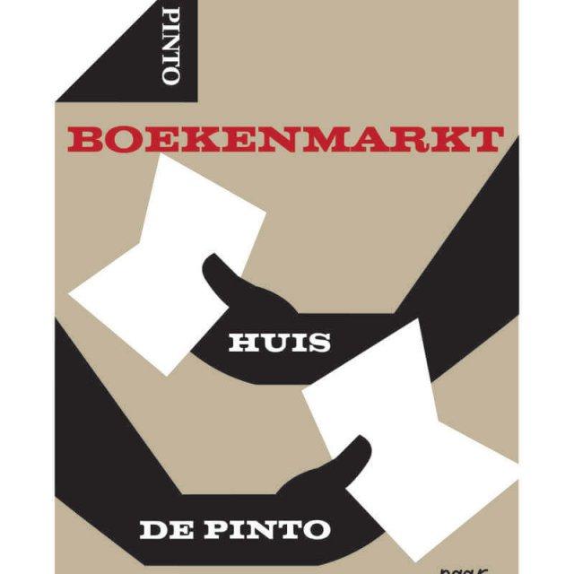 Boekenmarkt Huis de Pinto