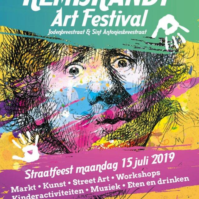 Rembrandt Art Festival 2019